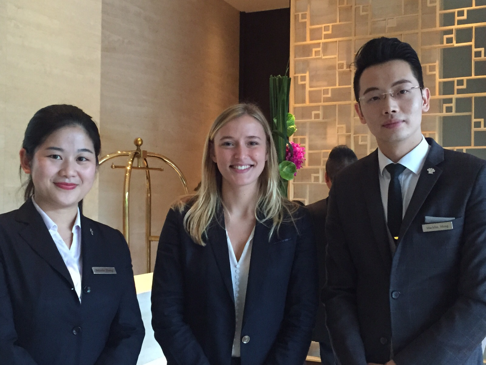 Placement Year International - Hospitality placements in China