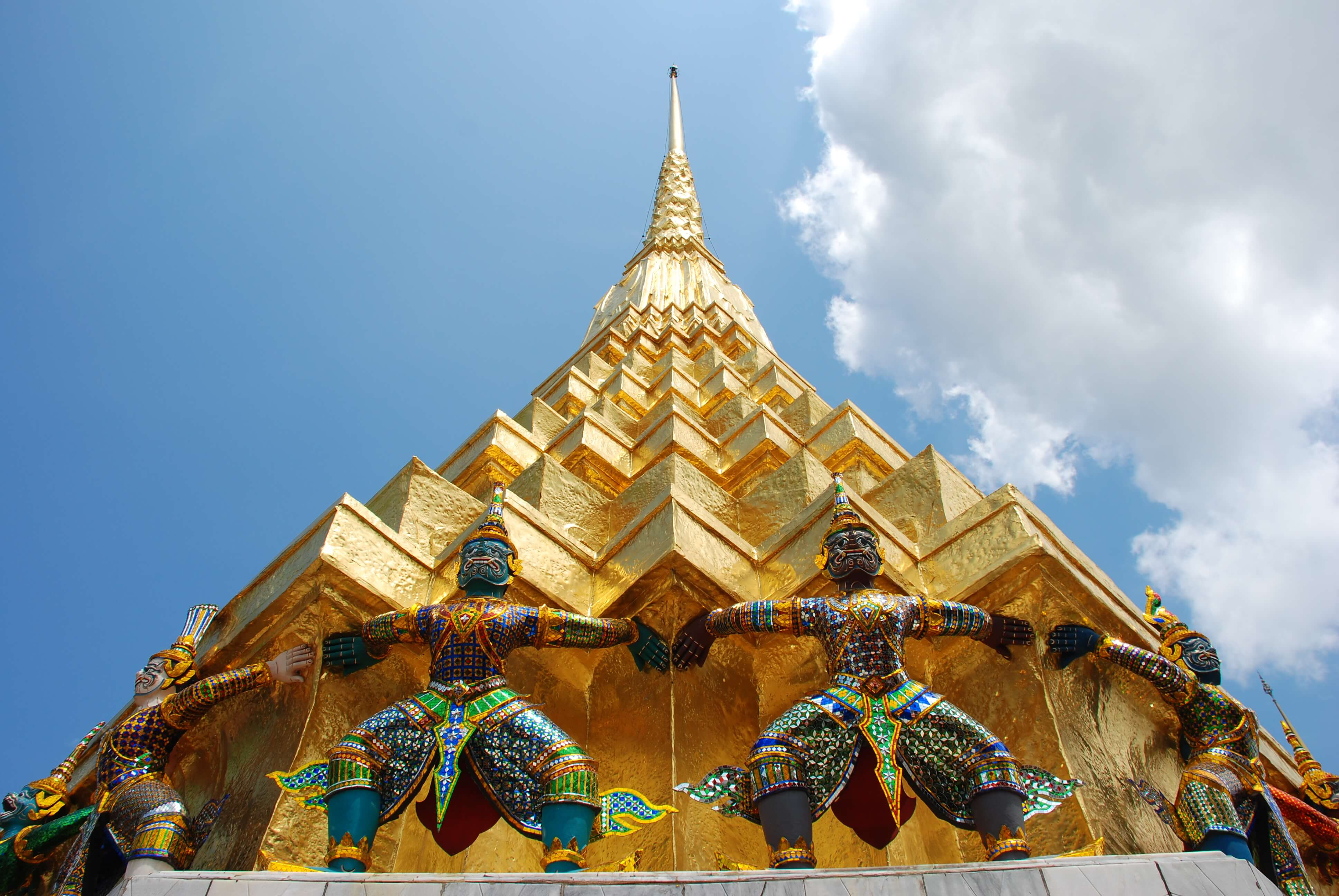 Bangkok's Royal Palace