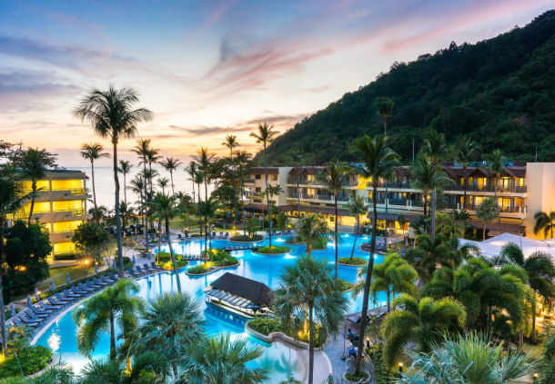 hospitality placements at 5 star hotels in thailand