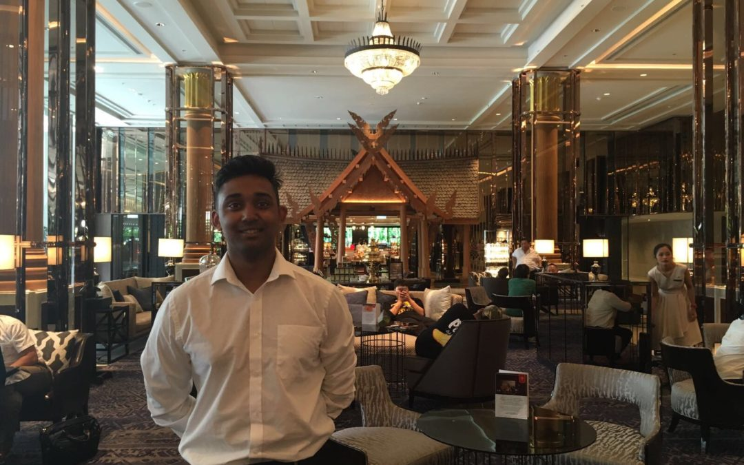 Case study: Hassan Mahmud talks about his experience with Marriott in Bangkok