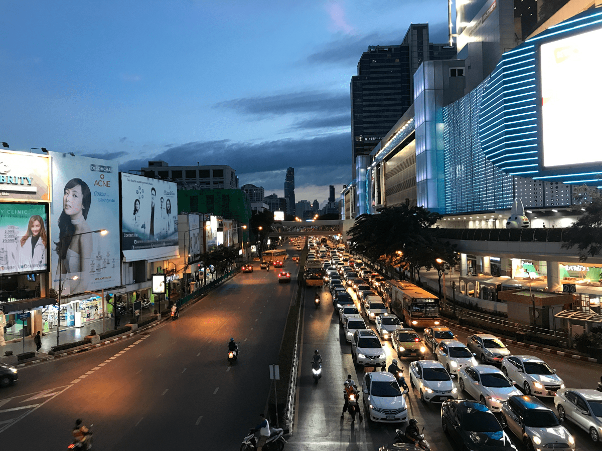 Placement Year International - Bangkok, Thailand, one of our locations for business placements overseas