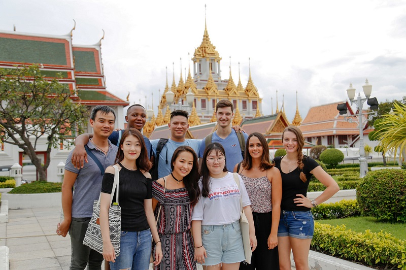 Placement Year International - Hospitality placements in Thailand