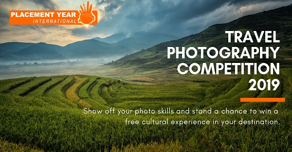 Overseas right now? Take some photos and enter our photography competition!