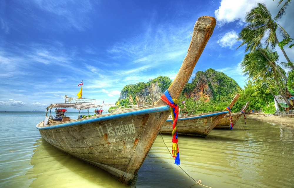 Placement Year International - Sports coaching in Thailand - time off by the beach!