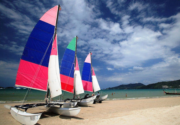 Placement Year International - Sailing coaching placements in Thailand